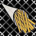 Potato Sticks Icon