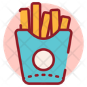 Potato Sticks Icon