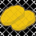 Potato Vegetable Icon