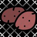 Potato Vegetables Fruit Icon