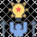 Potential Talent Idea Icon