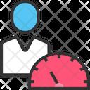 Potentialv Potential User Performance Icon