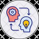 Potential Brain Inspiration Icon