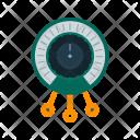 Potentiometer Circuit Icon