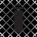 Potion Empty Test Tube Icon