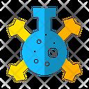 Potion Flask Halloween Icon