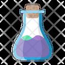Concoction Flask Lab Icon