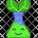 Potion Leaf Green Icon
