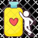 Potion Love Potion Potion Bottle Icon