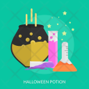Potion Water Glass Icon