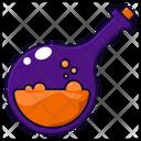 Potion Halloween Flask Icon