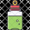 Potion Bottle Halloween Icon