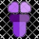 Potion Flask Valentine Icon