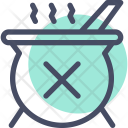 Potion Witchcraft Halloween Icon