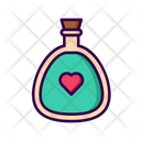 Potion Bottle Cauldron Poison Icon