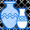 Pottery Ceramic Crockery Icon
