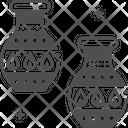 Pottery Vase Antiques Icon