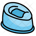 Potty Urinal Baby Icon