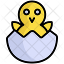 Poultry Chicken Food Icon