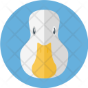 Poultry Duck Food Icon