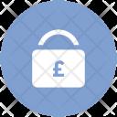 Pound Lock Account Icon