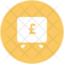 Pound Online Earning Icon