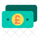 Pound Sterling Money Pound Coin Icon