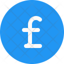 Pound Currency Cash Icon