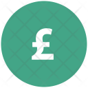 Pound Uk Currency Icon