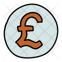 British Pounds Sign Icon