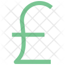 Pound British Currency Icon