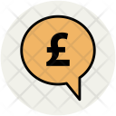 Pound Sign Chat Icon