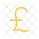 Money Currency Pound Symbol Money Sign Icon