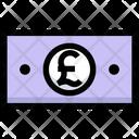 Pound Money Payment Icon