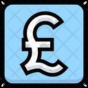 Pound Sign Money Icon