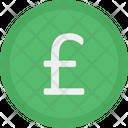 Pound British Currency British Pound Icon
