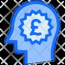 Pound Discount Money Icon