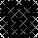 Pound Shirt Tee Icon