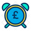 Pound Alarm Icon