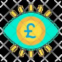 Analysis Pound Money Analysis Icon