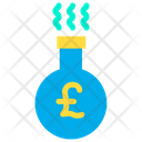 Conical Flask Flask Research Icon