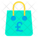 Cart Bag Ecommerce Icon
