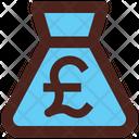 Lira Bag Money Bag Money Sack Icon