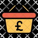 Pound Basket Icon