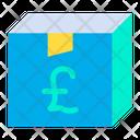 Pound Box Icon