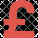 Pound Business Cash Icon