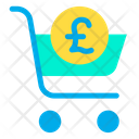Cart Ecommerce Money Icon