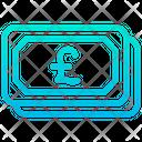 Cash Money Pound Icon