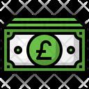 Pound Cash Cash Pound Icon