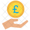 Pound Charity Icon
